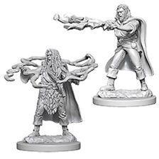 D&D Nolzurs Marvelous Unpainted Minis: Human Male Sorcerer