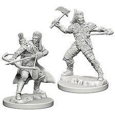 D&D Nolzurs Marvelous Unpainted Minis: Human Male Ranger