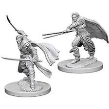 D&D Nolzurs Marvelous Unpainted Minis: Elf Male Ranger