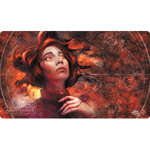 Playmat: Arkham Horror LCG - Across Space and Time Playmat