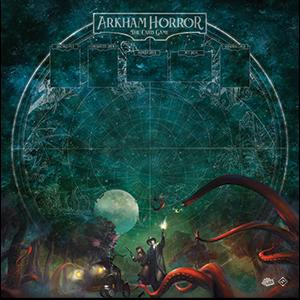 Arkham Horror LCG: Countless Terrors 1-4 Player Playmat