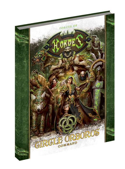 Hordes: Circle Orboros Command (SC)