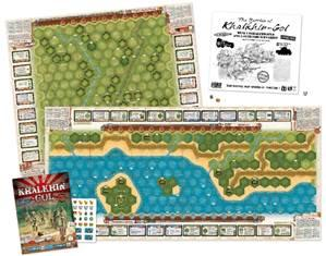 Memoir '44: The Battle Map Series II - V1 The Battles of Khalkhin-Gol