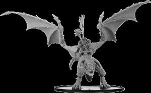 BaneLords: Shazham, Orc Shaman on Wyvern