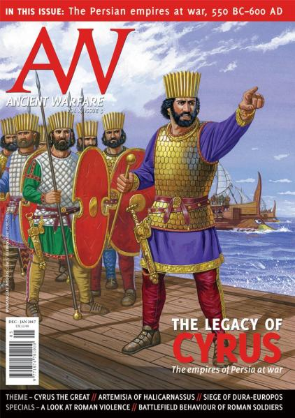 Ancient Warfare Magazine: Volume 10, Issue #5