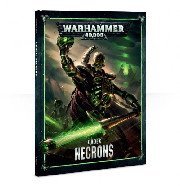 Warhammer 40K: Necrons Codex