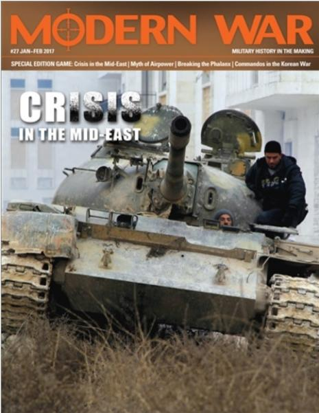 Modern War Magazine: #27 Modern Battles II