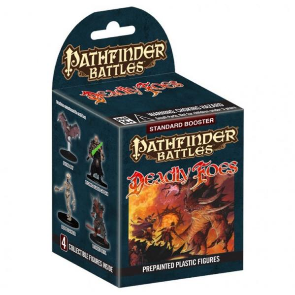 Pathfinder Battles: Deadly Foes Standard Booster (1)