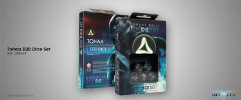 Infinity Accessories: TOHAA D20 DICE SET