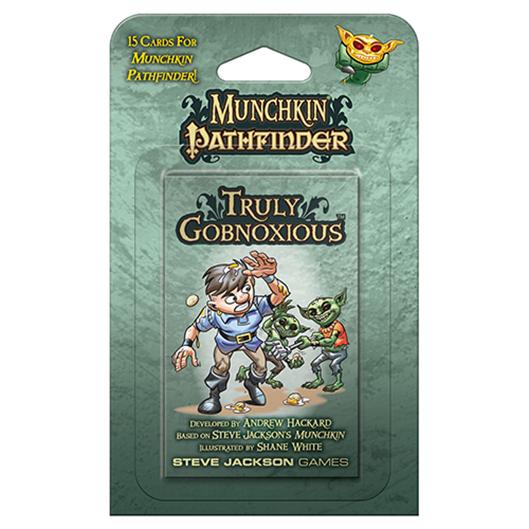 Munchkin: Pathfinder Truly Gobnoxious