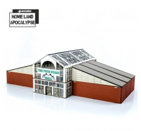 28mm Home Land Apocalypse: Twin Peaks Mall