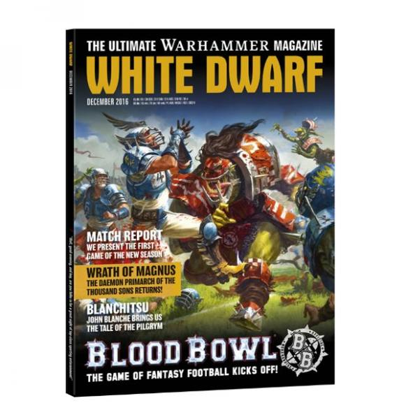 White Dwarf Magazine [DEC 2016]