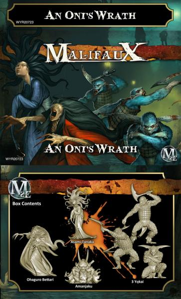 Malifaux: (Ten Thunders) An Oni's Wrath