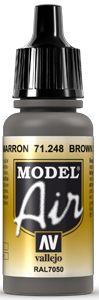 Model Air: Brown Grey