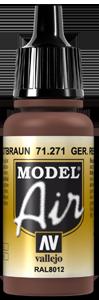 Model Air: German Red Brown
