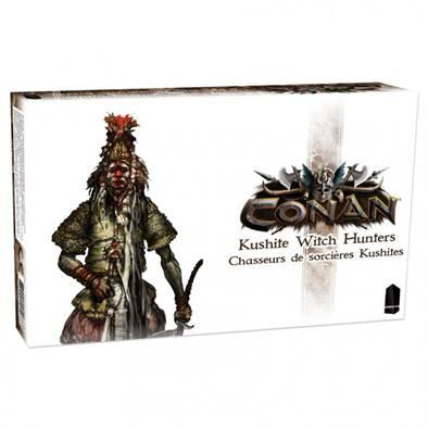 Conan: Kushite Witch Hunters Expansion