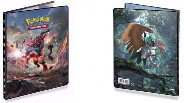 Pokemon CCG: (Sun and Moon 1) 4-Pocket Pro-Binder Portfolio (1)
