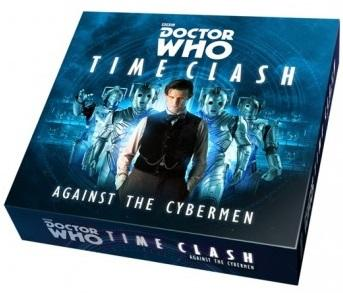 Doctor Who: Time Clash Against the Cybermen