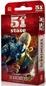 51st State: Scavengers (Expansion)