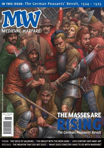 Medieval Warfare Magazine: Volume 6, Issue #6