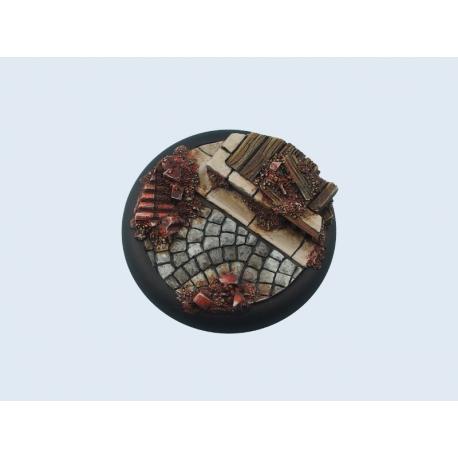 Battle Bases: Triad Bases, 50mm WRound (1)