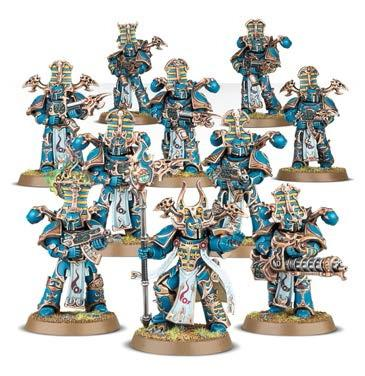 Warhammer 40K: THOUSAND SONS RUBRIC MARINES