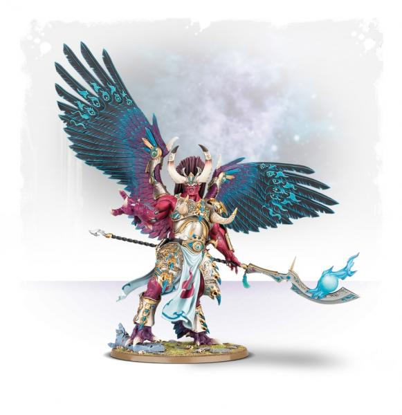 Warhammer 40K: Thousand Sons Magnus the Red