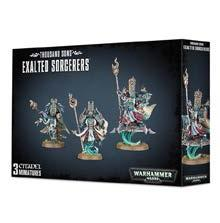 Warhammer 40K: Thousand Sons Exalted Sorcerers