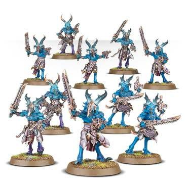Warhammer 40K: THOUSAND SONS TZAANGORS