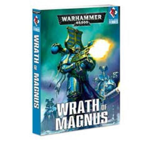Warhammer 40K: WAR ZONE FENRIS - WRATH OF MAGNUS (HC)
