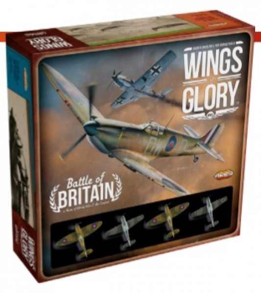 Wings Of Glory (WWII): Battle of Britain