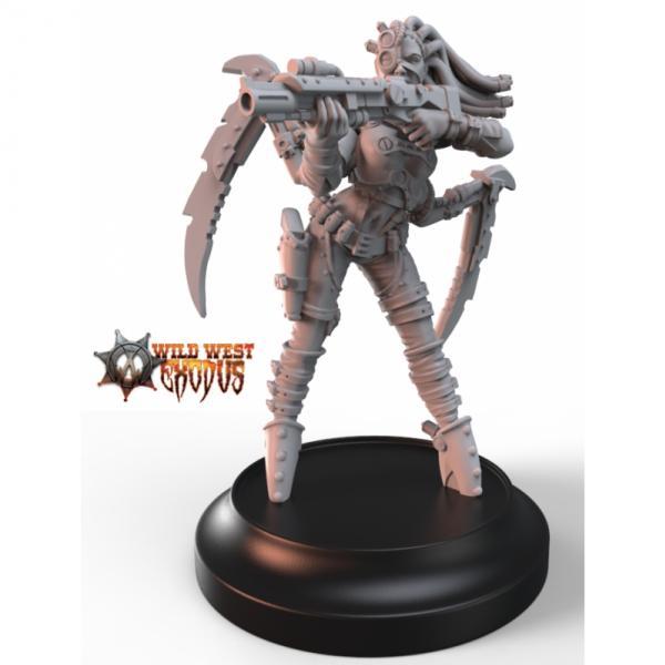 Wild West Exodus: Mantis