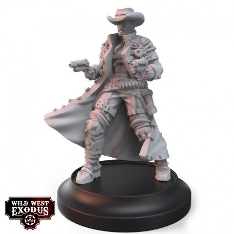 Wild West Exodus: Johnny Ringo