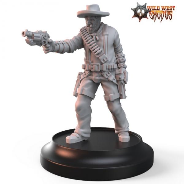 Wild West Exodus: Ike Clanton
