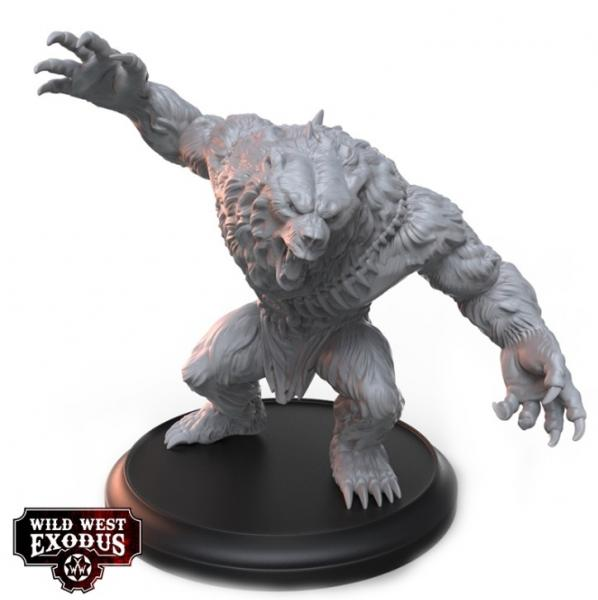 Wild West Exodus: Raging Bear