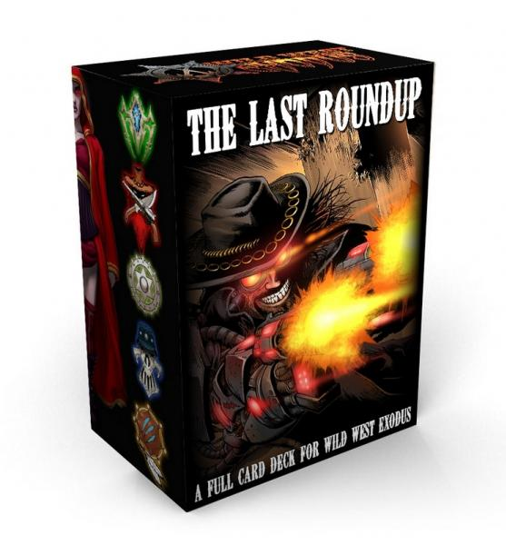 Wild West Exodus: First Edition Card Pack - The Last Roundup