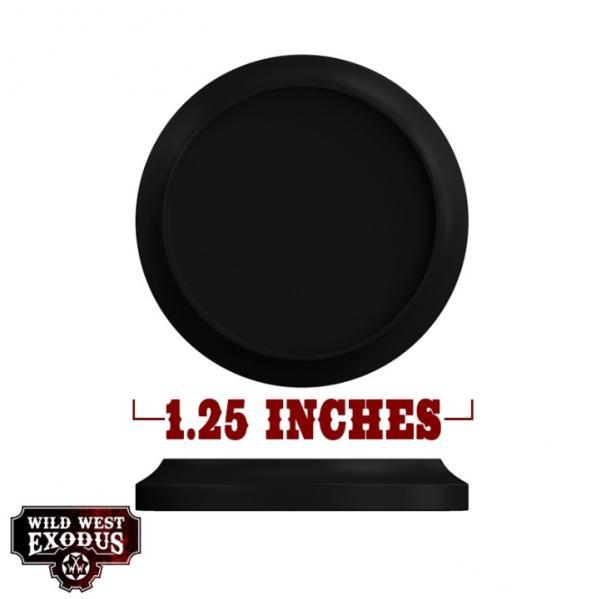 Wild West Exodus: Warcradle Small Bases - 10 Pack