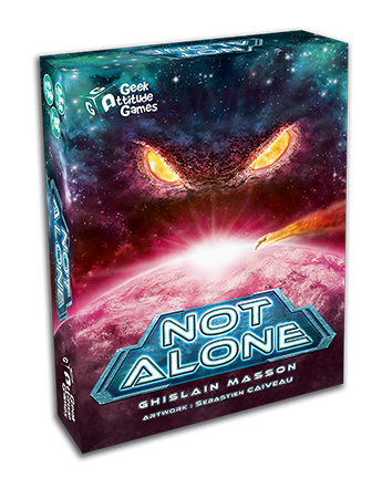 Not Alone: Core Game