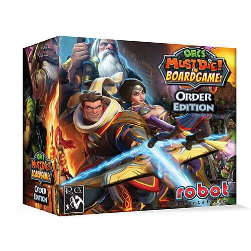 Orcs Must Die! The Boardgame (Order Edition)