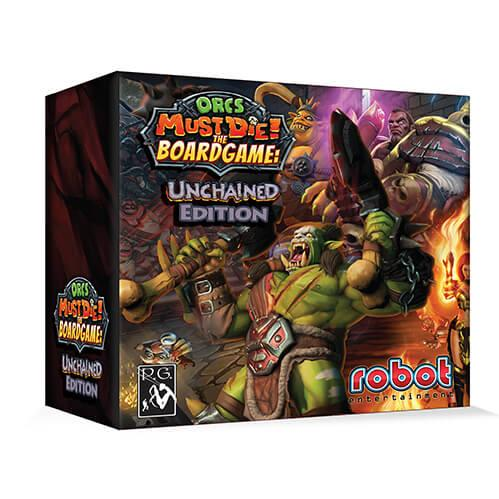 Orcs Must Die! The Boardgame (Unchained Edition)