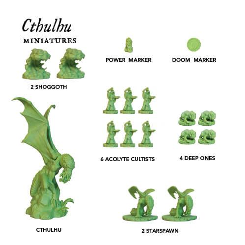 Cthulhu Wars: Core Game