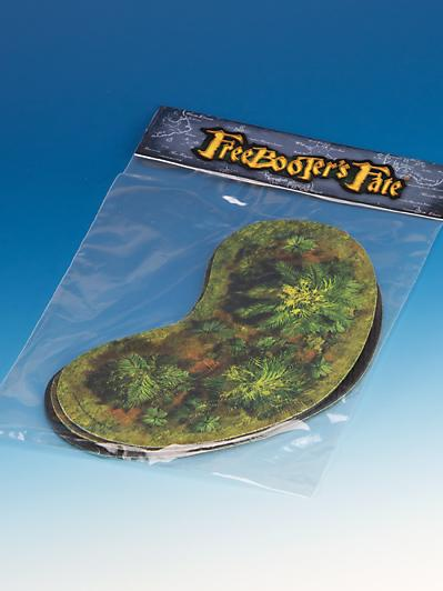 Freebooter's Fate: (Accessories) Forests & Lakes #1