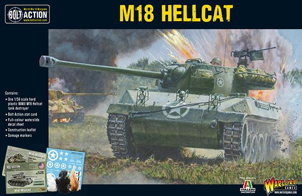 Bolt Action, 2nd Edition: (USA) M18 Hellcat