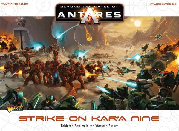 Beyond The Gates Of Antares: Strike on Kar'A Nine Intro Set