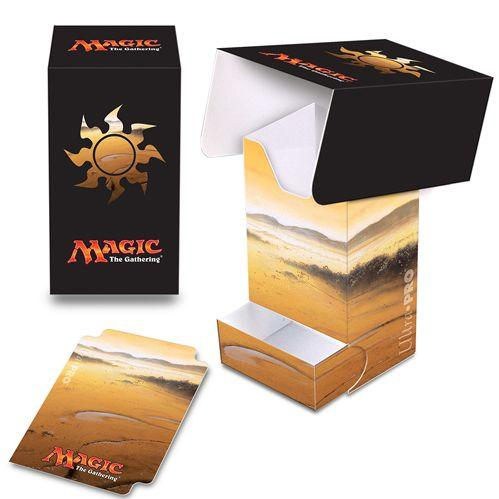 Magic The Gathering: Mana - Plains Deck Box