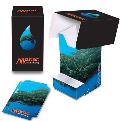 Magic The Gathering: Mana - Island Deck Box