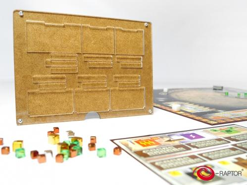 Board Game Accessories: Terraforming Mars Organizer