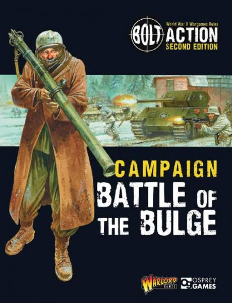 Bolt Action, 2nd Edition: Battle of the Bulge