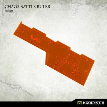 Kromlech Accessories: Chaos Battle Ruler [orange] (1)