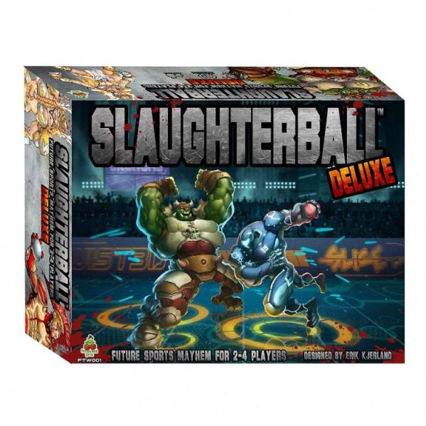 Slaughterball: Deluxe Core Game